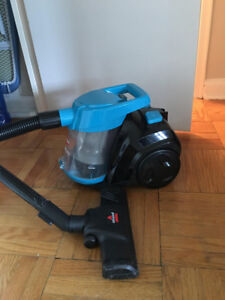 Vacuum Cleaner (BISSELL Power Force Bagless Canister Vacuum)