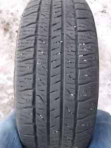 4 tires for sale asking 150 obo