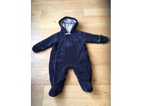 Mamas & papas luxury snowsuit 6-9 months