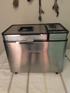 For Sale - Cuisinart Convection Bread Maker