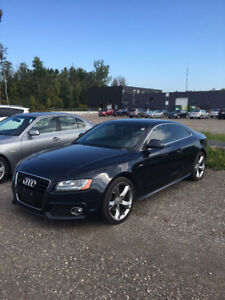 2009 Audi A5 S-line Coupe (2 door) AS-IS