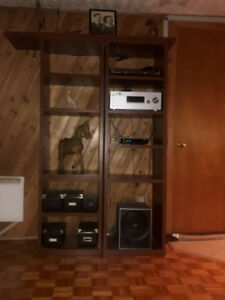 tv & stereo entertainment shelving
