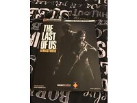THE LAST OF US REMASTERED COMPLETE GAME GUIDE