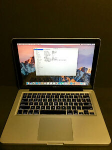MacBook Pro (Intel I5, 2.3 GHz)