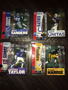 NFL MCFARLANE FIGURES FOR SALE