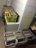 Records, collectables, and vintage furniture Gsale! Fri,sat&SUN!