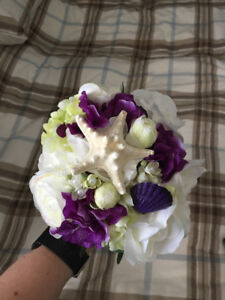 Handmade Wedding Party Bouquets