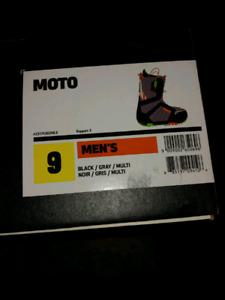 Men's Burton Moto Snowboard boots