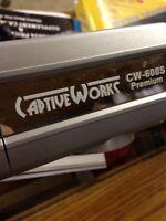 Captive Works - Digital Satellite Receiver