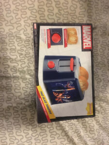 spiderman toaster and light