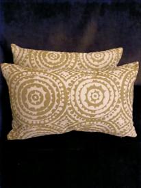 Matching Pair of Cushions