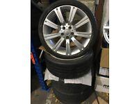 "20"" land Range Rover alloy wheels alloys rims vw Volkswagen transporter t5 5x120 pcd"