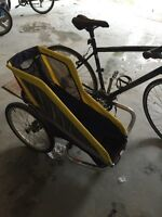 Chariot Sidecarrier Bicycle Trailer