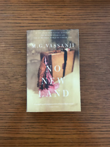 No New Land by M.G. Vassanji