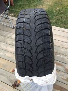 Winter tires 265/70R17 TEXT ONLY