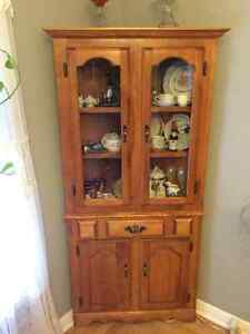 Corner Hutch - 25 years old