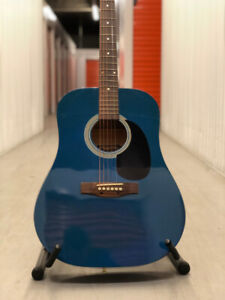 Acoustic Guitar - Mansfield - very good condition
