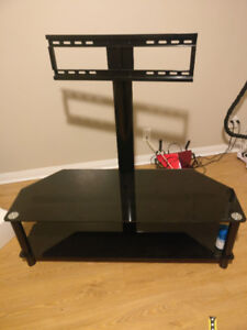 Tv stand with mount.