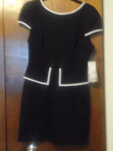 women's cute peplum dress