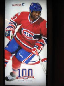 collectionneur Canadiens Montréal recherché
