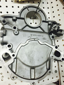 Timing Cover Ford Racing Mustang  (Drag/Rue)