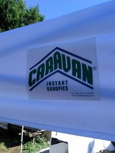 MOTORCYCLE 10 X 10 EASY UP CANVAS CANOPY WITH SIDES Windsor Region Ontario image 2