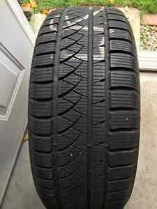 4 Winter tires 235/50/R18