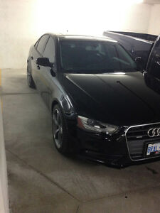2013 Audi A4 black Sedan Motivated seller leaving country
