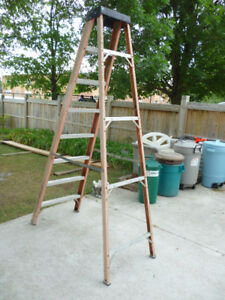 7' step ladder