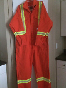 New Flame Resistant Coveralls Prince George British Columbia image 4