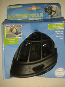 best offer a brand new baskerville dog muzzle size 2 for a small