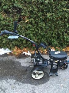 MGI Electric Golf Cart Caddy