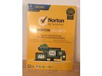 Norton Security 5 Devices