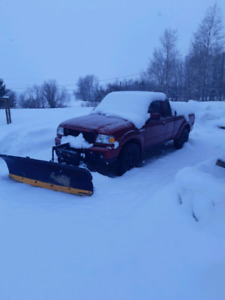 2007 Ranger licensed and inspected With plow