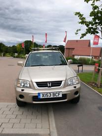 Honda CRV Mk1 2.0l Petrol 4x4
