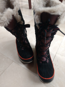 CHILDRENS WINTER SOREL BOOTS