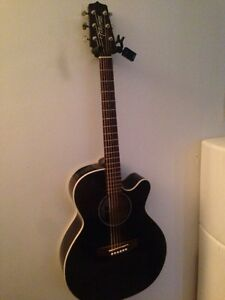 Guitare Takamine acoustique/electric