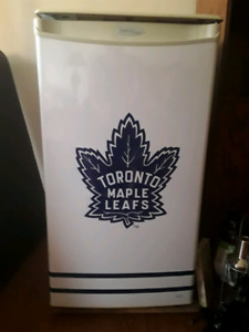Toronto Maple Leaf Mini Fridge (needs repair)