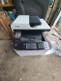RICOH Colour printer/photocopier/scanner