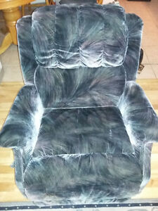 fauteuil bercant et inclinable