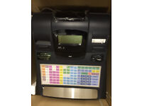 TEC - CCR City Cash Register, Flat Button Till, New.