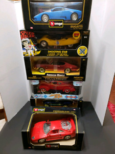 *NEW*DIE CAST COLLECTABLE CARS 1:18 SCALE