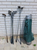 Ladies or Youth Left Handed Golf Clubs