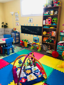 Garderie privée milieu familial - Le Petit Poussin