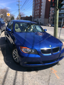 Bmw 323i 2008 MANUELLE full equiped