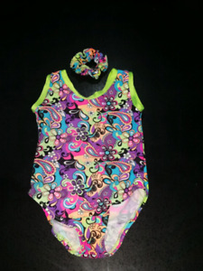 Gymnastics leotard size 6