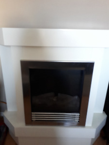 Beautiful Electric Fireplace-Enhance Your Bedroom