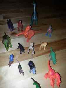Toy animals and dinosaurs  over 40 toys London Ontario image 4