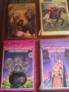The COMPLETE Book of Three series