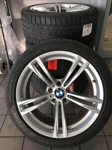 BMW OEM M5/M6 WINTER WHEEL/TIRE SET